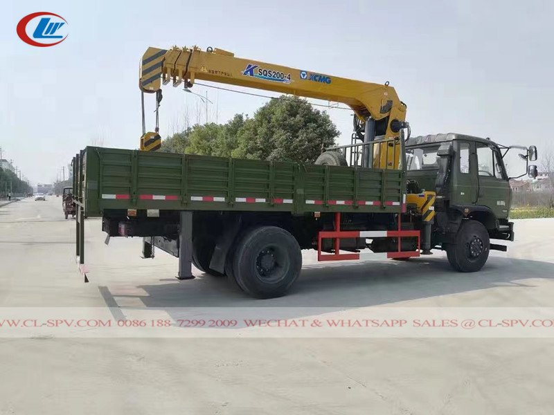 Dongfeng awd truck