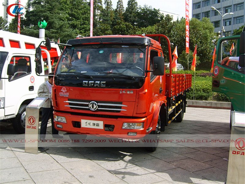Dongfeng 4x4 off-road cargo truck