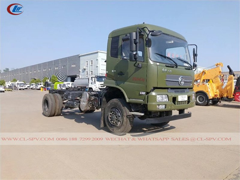 Dongfeng off-road truck Chassis