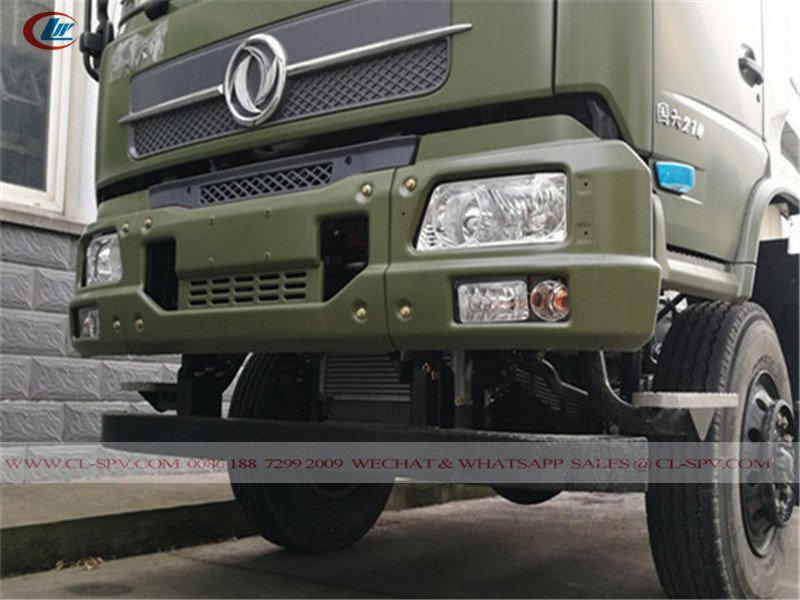 Dongfeng Kingrun truck Chassis